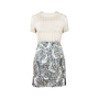 Authentic Pre Owned Michael Van Der Ham Sequined Silk Blend Chiffon Dress (PSS-458-00024) - Thumbnail 0