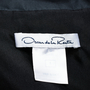 Authentic Pre Owned Oscar de la Renta Jewelled Printed Dress (PSS-458-00025) - Thumbnail 2