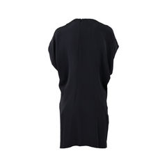 Balenciaga shift dress black 2?1522990217