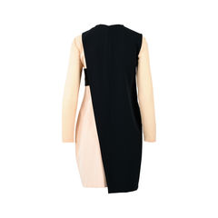 Celine layered shift dress 2?1522990249
