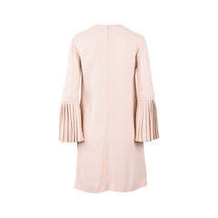 Stella mccartney pleated sleeve dress 2?1522990333