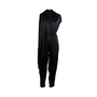 Authentic Pre Owned Lanvin Draped Fringe Jumpsuit (PSS-458-00019) - Thumbnail 0