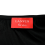 Authentic Pre Owned Lanvin Draped Fringe Jumpsuit (PSS-458-00019) - Thumbnail 2