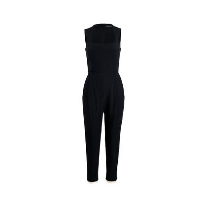 Authentic Second Hand Alexander McQueen Sleeveless Jumpsuit (PSS-458-00022)