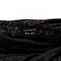 Authentic Pre Owned Lanvin Draped Printed Skirt (PSS-458-00033) - Thumbnail 2