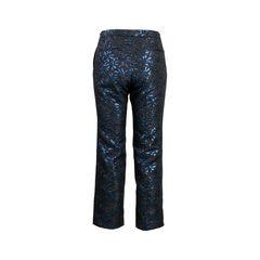 Marni embroidered pants blue 2?1523256378