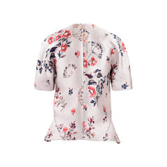 Stella mccartney floral top 2?1523256590