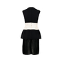 Authentic Pre Owned Giambattista Valli Monochrome Sleeveless Dress (PSS-458-00013) - Thumbnail 1