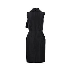 Oscar de la renta fitted dress 2?1523256791