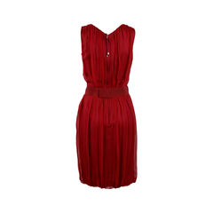 Dolce gabbana pleated shift dress 2?1523256833