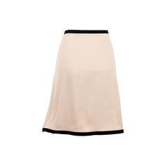 Lanvin contrast skirt 2?1523256878