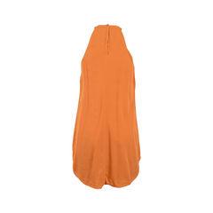 Alc orange halter neck 2?1523422434