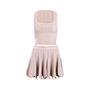Authentic Pre Owned Azzedine Alaïa Bicolour Knit Set (PSS-143-00102) - Thumbnail 0