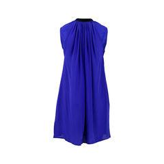 3 1 phillip lim solid blue sleeveless dress 2?1523501419