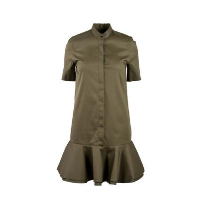Authentic Second Hand Scanlan Theodore Dropwaist Flared Dress (PSS-143-00106)