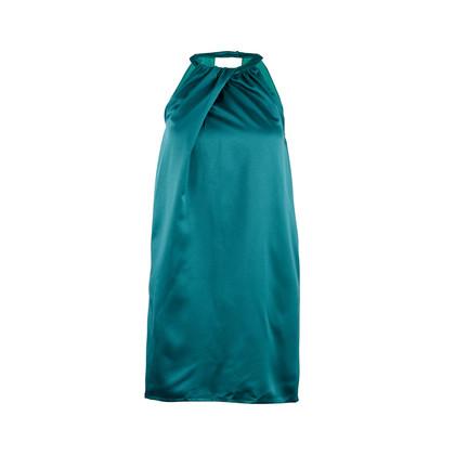 Authentic Second Hand Aijek Trapeze Drape Dress (PSS-225-00029)
