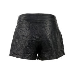 Magali pascal leather shorts 2?1523501655