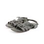 Authentic Second Hand Balenciaga Stud Sandals (PSS-190-00053) - Thumbnail 3