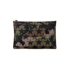 Valentino camo star print nylon pouch 2?1523551856