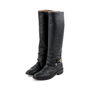Authentic Second Hand Balenciaga Knee High Boots (PSS-190-00058) - Thumbnail 1