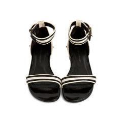Strap Flat Sandals