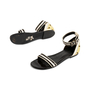 Authentic Second Hand Proenza Schouler Strap Flat Sandals (PSS-080-00280) - Thumbnail 1