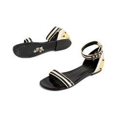 Proenza schouler strap flat sandals 2?1523866605