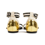 Authentic Second Hand Proenza Schouler Strap Flat Sandals (PSS-080-00280) - Thumbnail 5