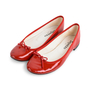 Authentic Second Hand Repetto Patent Ballerina Flats (PSS-080-00281) - Thumbnail 4