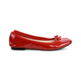 Authentic Second Hand Repetto Patent Ballerina Flats (PSS-080-00281) - Thumbnail 1