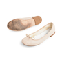 Authentic Second Hand Repetto Baby Pink Ballerina Flats (PSS-080-00282) - Thumbnail 1