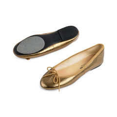 London sole gold ballet flats 2?1523866719