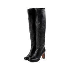 Prada knee high boots 2?1523866835