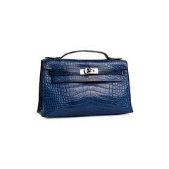 Hermes bleu de malte alligator kelly pochette 4?1523873430