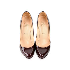 Decollete 868 Patent Pumps