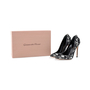 Authentic Second Hand Gianvito Rossi Lace Covered Leather Pumps (PSS-475-00006) - Thumbnail 6