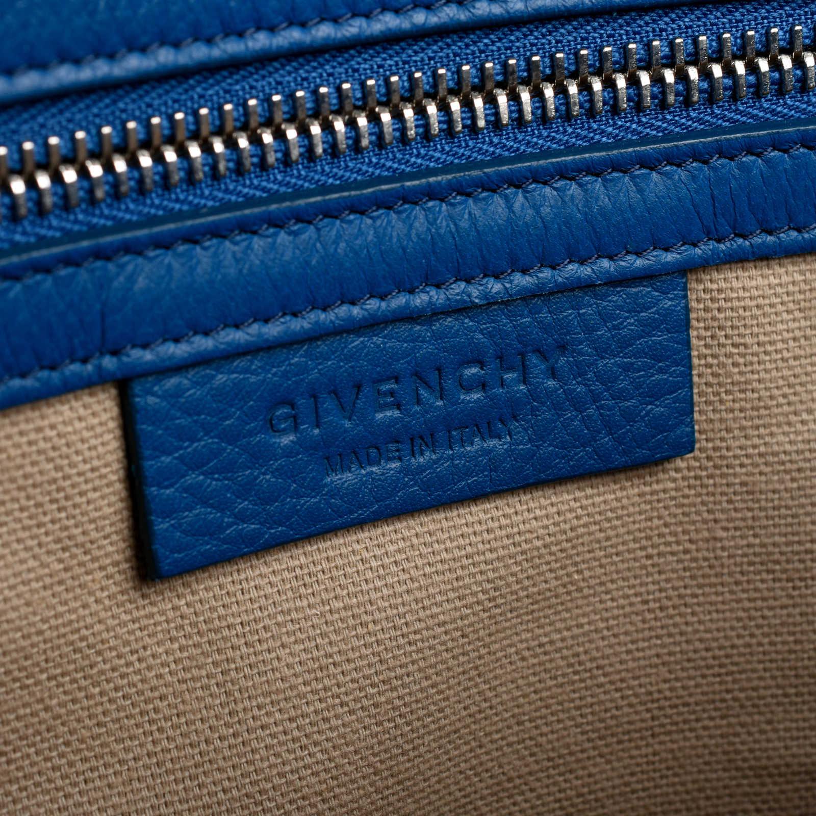 3acfb4fce225 ... Authentic Second Hand Givenchy Pandora Pure Medium Satchel  (PSS-475-00010) -