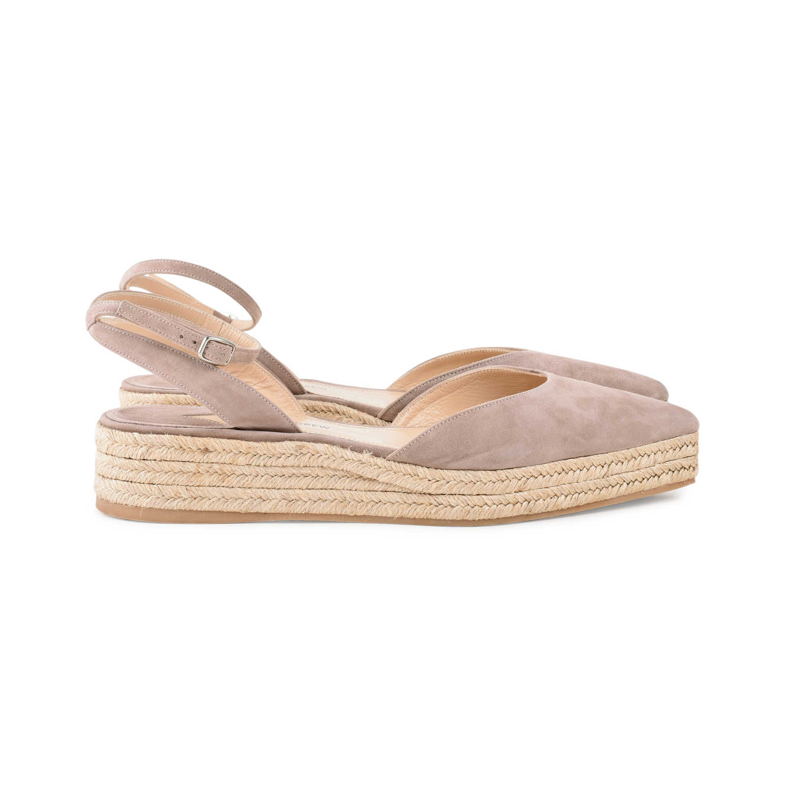Paul Andrew Rhea Suede Espadrilles w/ Tags Clearance Clearance Store Good Selling Cheap Online New Styles Cheap Sale Amazon Manchester Great Sale Sale Online jZZjt3