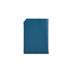 Hermes tarmac passport holder blue 2?1524037188