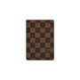 Authentic Pre Owned Louis Vuitton Damier Passport Cover (PSS-200-01365) - Thumbnail 0