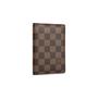 Authentic Pre Owned Louis Vuitton Damier Passport Cover (PSS-200-01365) - Thumbnail 2