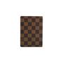 Authentic Pre Owned Louis Vuitton Damier Passport Cover (PSS-200-01365) - Thumbnail 3