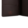 Authentic Pre Owned Louis Vuitton Damier Passport Cover (PSS-200-01365) - Thumbnail 5