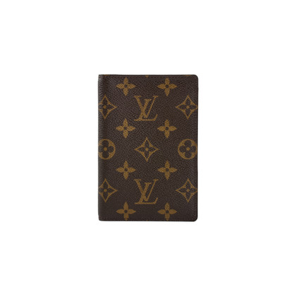 Authentic Second Hand Louis Vuitton Monogram Passport Cover (PSS-200-01366)