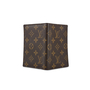 Authentic Pre Owned Louis Vuitton Monogram Passport Cover (PSS-200-01366) - Thumbnail 1