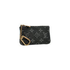 Louis vuitton denim pochette cles coin pouch 2?1524037928