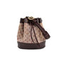 Authentic Pre Owned Louis Vuitton Mini Lin Mini Noelie Bag (PSS-440-00001) - Thumbnail 0