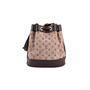 Authentic Pre Owned Louis Vuitton Mini Lin Mini Noelie Bag (PSS-440-00001) - Thumbnail 1