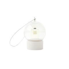 Chanel mini snow globe ornament 2?1524115318