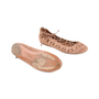 Authentic Second Hand Azzedine Alaïa Laced Up Ballerina Flats (PSS-148-00031) - Thumbnail 2